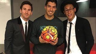 Messi Suarez Neymar MSN 2017  Swag Clothing  Looks  HD