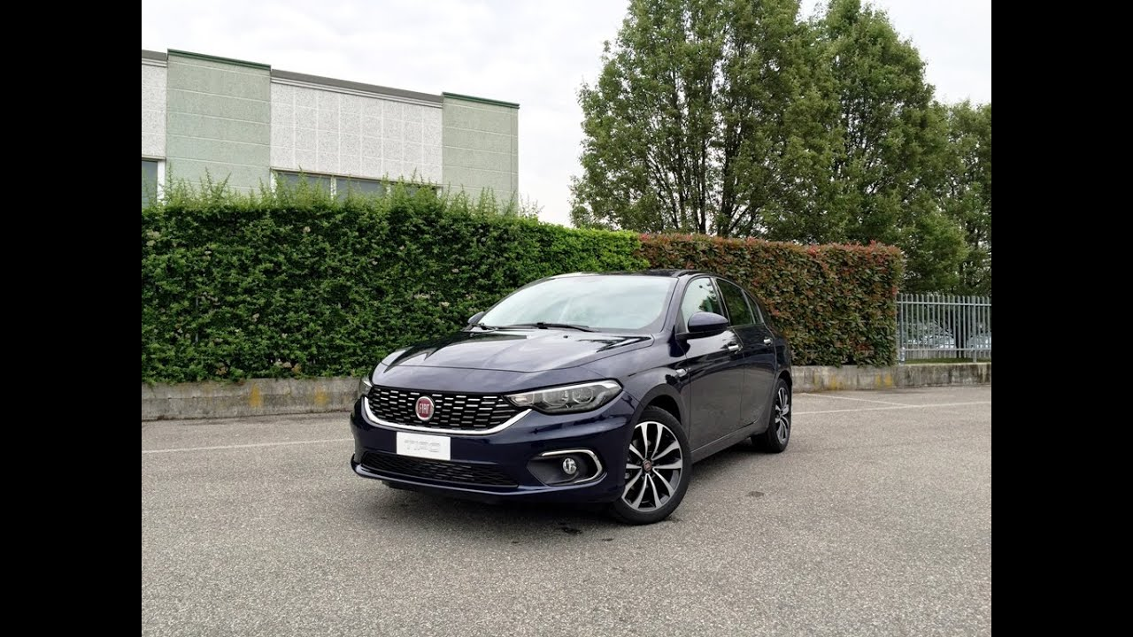test drive fiat tipo 5 porte hatchback youtube. Black Bedroom Furniture Sets. Home Design Ideas