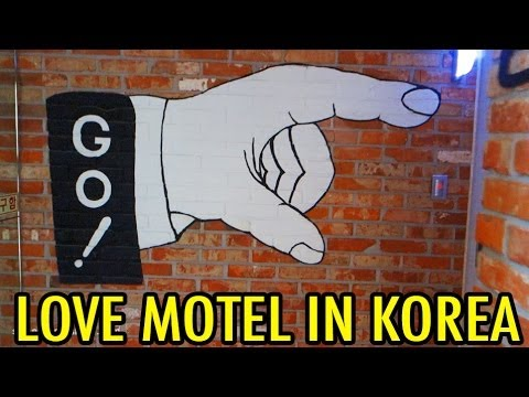 Staying at Love Motel in Korea (KWOW #139)