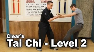 Tai Chi Level 2: Review for the First Test (part 5)