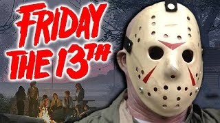 PUNCH YOUR HEART OUT! | Friday the 13th Game (Funny Moments) #1