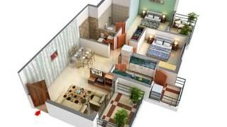 2 BHK Apartments | M3M Sierra Sector 68 Gurgaon