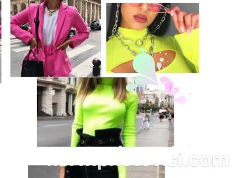 Les nouveaut de la mode tendance new fashion trend 2018 for Tendance sdb 2016