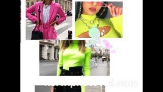 les nouveauté de la mode tendance / new fashion trend  2015/2016