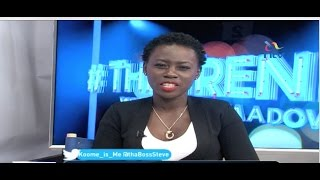 The Best on #theTrend 2016: Akothee 'throws shade' at her haters