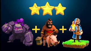Clash of clans | HOW TO 3 STAR ANY TH8 BASE! TH8 GOHO ATTACK STRATEGY!
