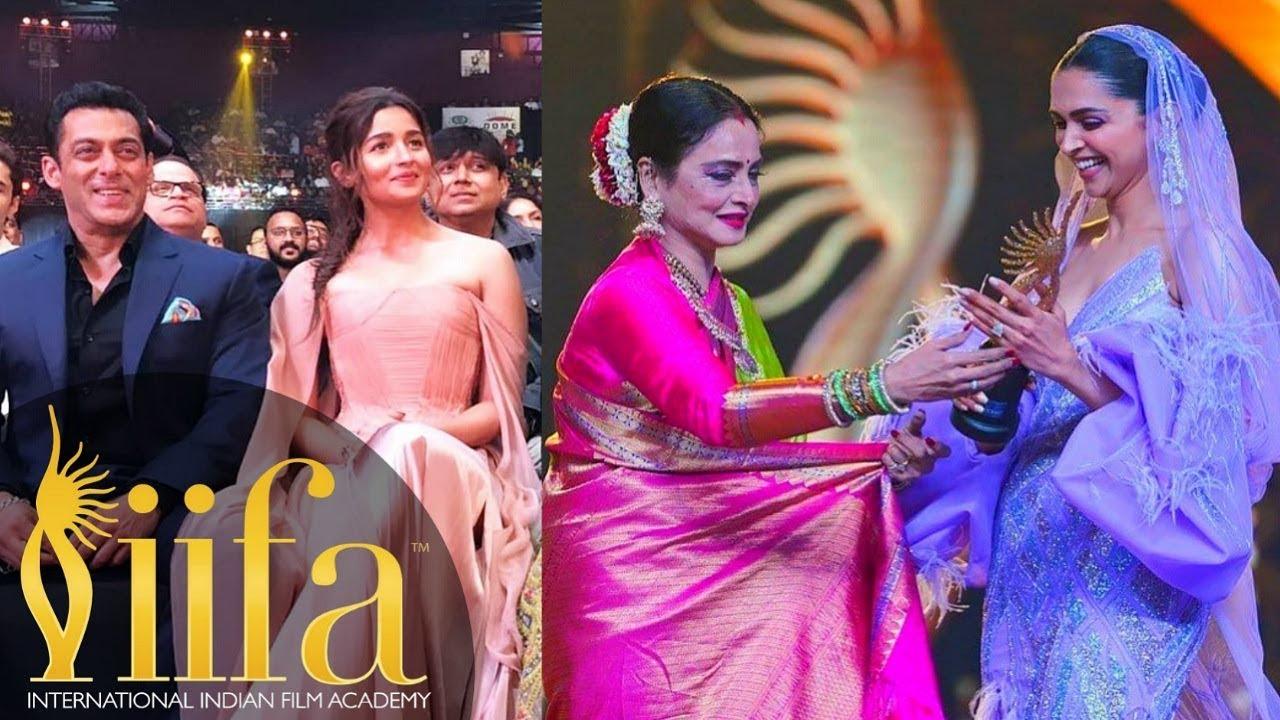 IIFA Awards 2019 Full Show Red Carpet Salman Khan, Alia Bhatt, Deepika Padukone, Katrina Kaif