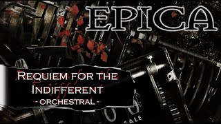 EPICA - Requiem for the Indifferent (Orchestral Album Cover)