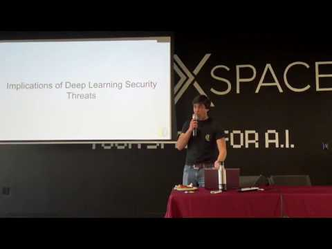 RobotX Workshop: Deep learning + Security + NLP With UC Berkeley AI Lab