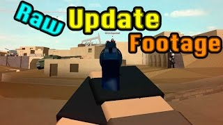 Roblox Phantom Forces - Raw Update Footage