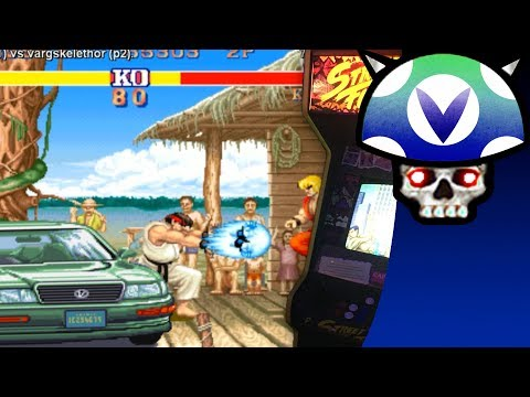 [Vinesauce] Joel - Street Fighter II: The World Warrior ( Online )