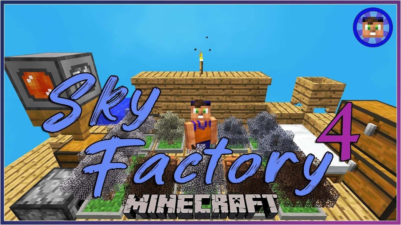 Minecraft Sky Factory 4 Wiki