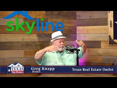 Texas Real Estate Outlet - Greg Knapp - Are there any restrictions on the type of homes