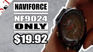 Review NaviForce NF9024