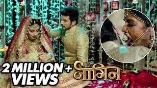 Video (Video) Shivanya Attacks Ritik On Their Suhaagraat | Naagin | Colors download MP3, 3GP, MP4, WEBM, AVI, FLV Desember 2017