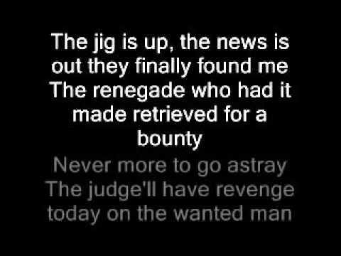 Styx Renegade Lyrics YT