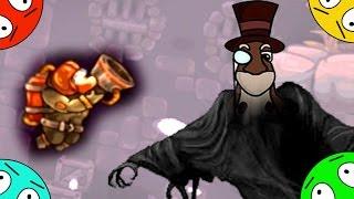 🐾 Кузя с планеты зомби лунтиков. Пожарный vs демонов # 16. Видео для детей