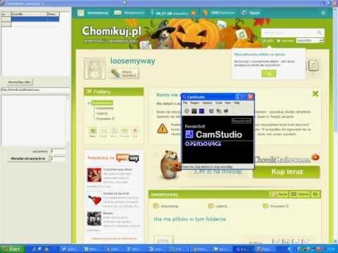 Chomikuj.pl - BOT Do Rozmów Na Chomiku, Jak Wypromować Chomika SPAM Na Chomik