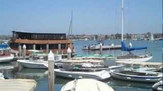 バルボア島(ニューポート・ビーチ)まで車でアクセス!
