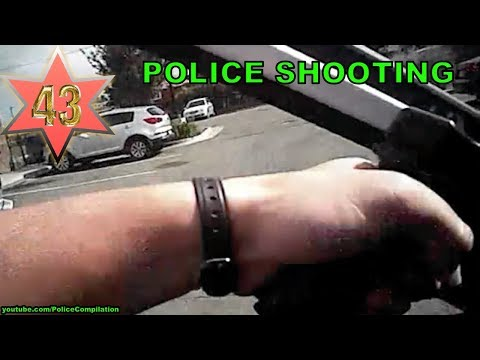 Police shooting criminals, part 43