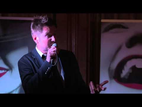 Will Broome does Stand Up Comedy for charity, Womankind Worldwide!