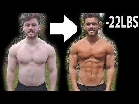 22LBS WEIGHT LOSS TRANSFORMATION | The ONE trick I learnt…
