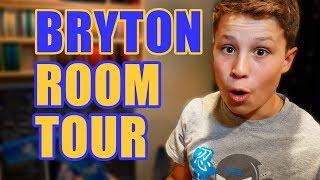 Room Tour! Bryton Myler