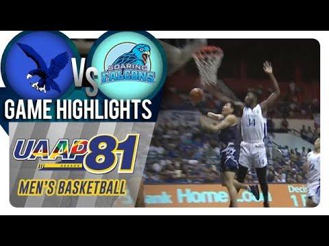 UAAP 81 MB: ADMU vs. AdU   Game Highlights   November 4, 2018