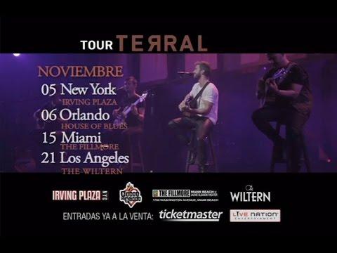 Pablo Alboran Tour  Usa
