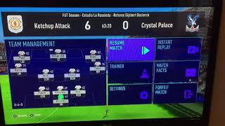 Willian Jose Exceptional Strike in Ultimate Team FIFA21