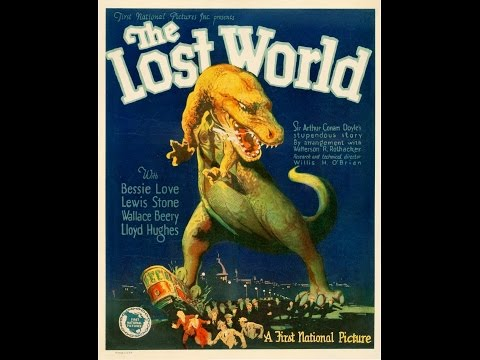 The Lost World (1925) Sir Arthur Conan Doyle Bessie Love