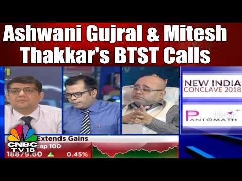 Closing Bell | Ashwani Gujral & Mitesh Thakkar's BTST Calls (8th March) | CNBC TV18