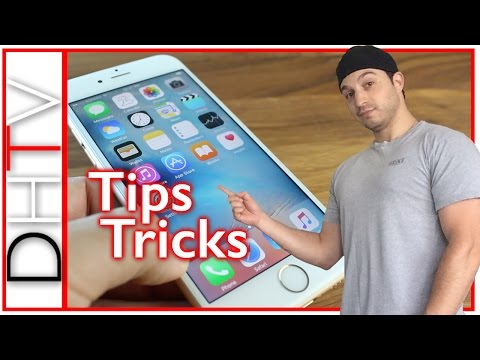 Cool iPhone 6s & 6s Plus Tips & Tricks You Should Use - How To Use The iPhone