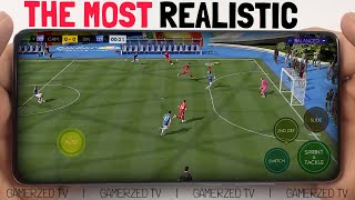 Download TOP 7 MOST REALISTIC SOCCER GAMES ON ANDROID & IOS 2021 | THE BEST FOOTBALL MOBILE GAMES EVER