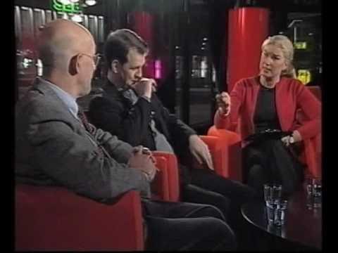 Debatt: Jonas De Geer vs. Carl Rudbeck år 2000. Del 1 av 2