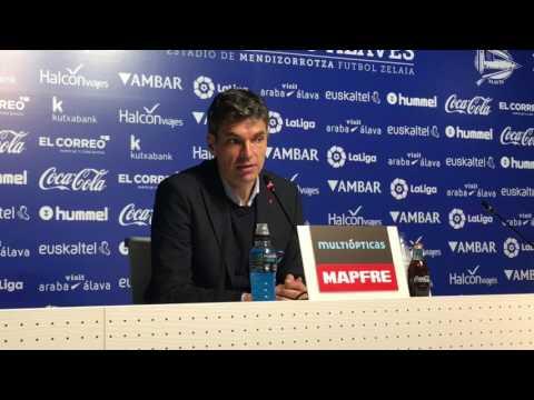 Rueda de prensa de Mauricio Pellegrino: FC Barcelona