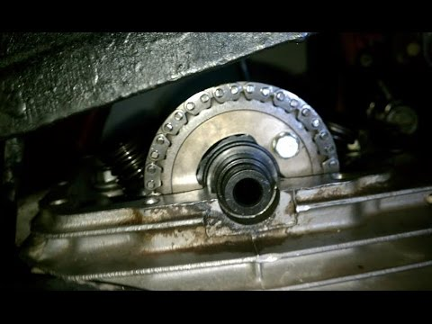 How To Honda 300 Fourtrax And 350 Foreman Timing Chain