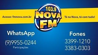 Transmissão ao vivo de Radio Novafm