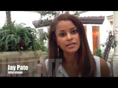 Claudia Jordan speaks on Reality TV, Syndicated Radio, and her music preference