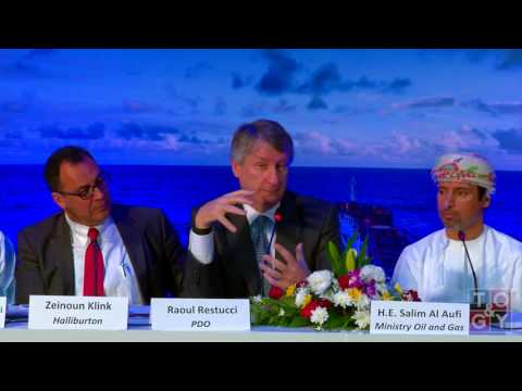 The Oil and Gas Year Oman 2016 Strategic Roundtable