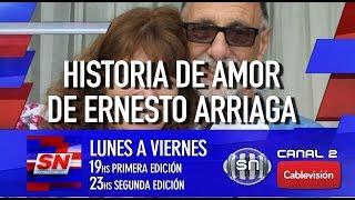 HISTORIA DE AMOR DE ERNESTO ARRIAGA