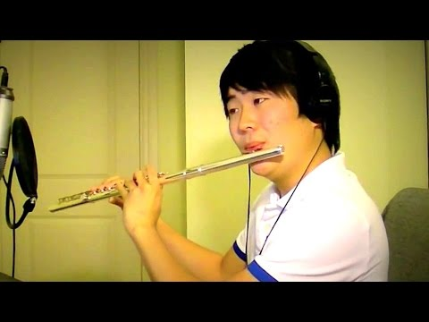 Titanic Theme: My Heart Will Go On Flute Cover