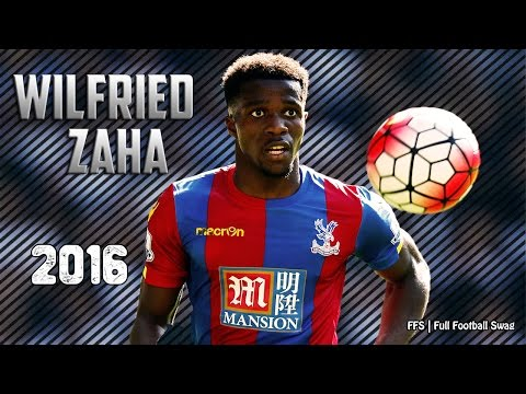 Wilfred Zaha - Crazy Skills - 2015/16 - Crystal Palace