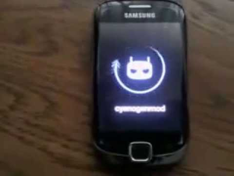 Android 4.4.4 (Cyanogenmod 11) on Samsung Galaxy Fit (GT S5670)