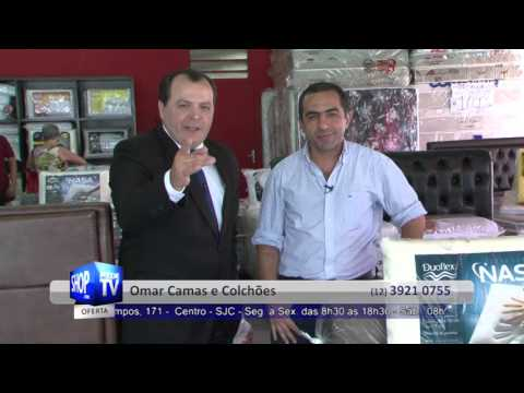 OMAR CAMAS E COLCHOES S12 - SÃO JOSÉ DOS CAMPOS