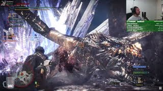 Monster Hunter World: PC | Arch Tempered Kushala Mama! (Part 129)