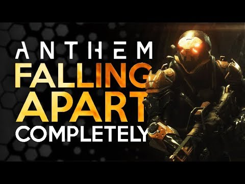 Anthem is Completely Falling Apart
