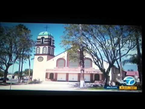 Resurrection Academy Catholic School in Fontana CA gets burglarized 3 nights in a row