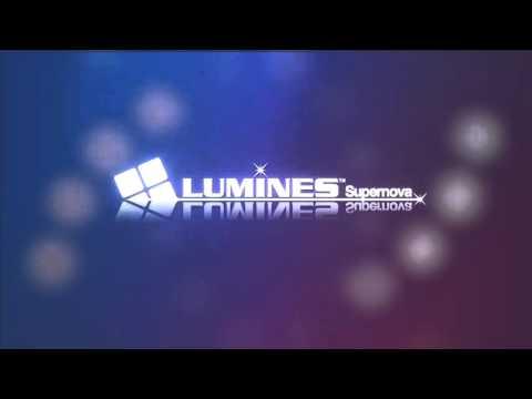LUMINES Supernova - New Clear
