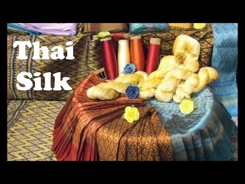 Thai Silk {Vlog 9}